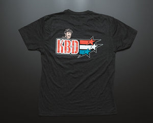 GI Joe KBD black Tee shirt,