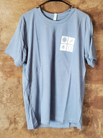 One Love Shop Shirt - Grey