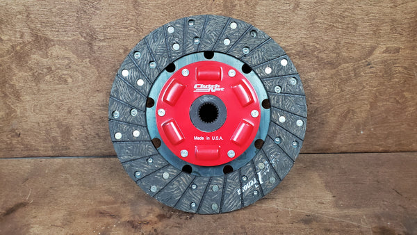 Clutch Disc - ClutchNet Smooth Lock Pro - 02m 6 spd