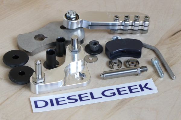 Dieselgeek Sigma 6 Short Shifter