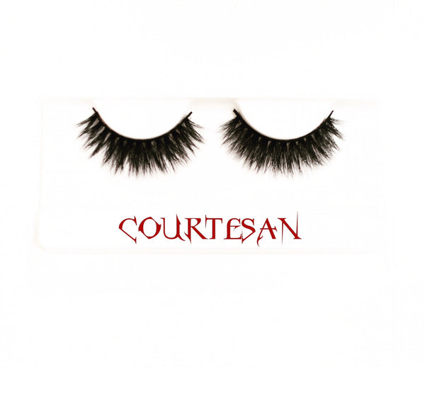 COURTESAN- 3D Mink Lashes
