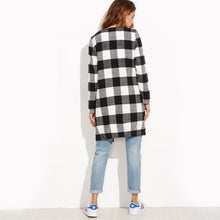 Load image into Gallery viewer, Plaid Cardigan