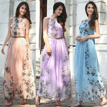 Load image into Gallery viewer, Boho maxi dresses