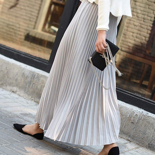 Elegant Long Skirts