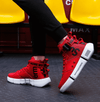 Spring and summer high shoes men's sports large size casual shoes men's tide hip hop ins trend men's shoes