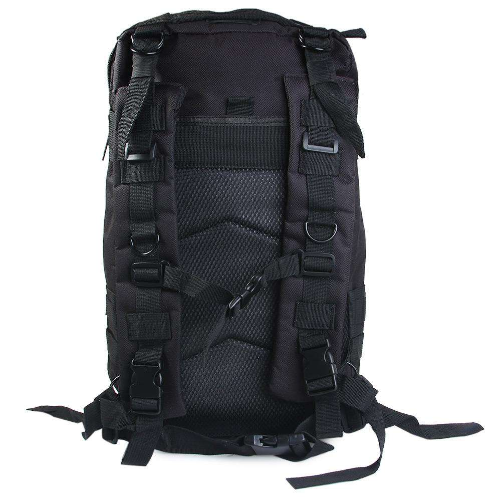 3P 30L Backpack Sports Bag for Camping Traveling Hiking Trekking - 24/7 bestdeals