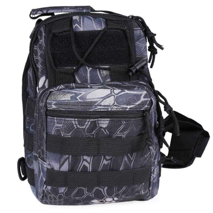 Messenger Bag Camping Travel Hiking Trekking Backpack - 24/7 bestdeals