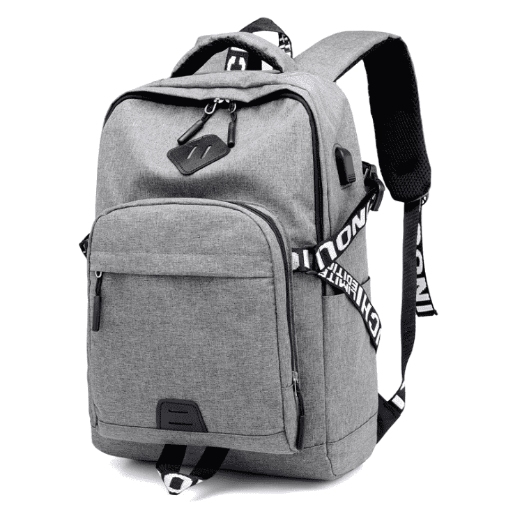 2020 Men's Laptop Backpack USB Charge Backpacks for Teenagers High School Bag Couple Travel Rucksack Daypack Sac A Dos Mochila