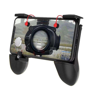 Gaming Trigger Mobile Phone Fire Button Shooter Controller and Gamepad - 24/7 bestdeals