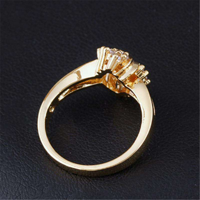 Fashion Personality Bow Female Ring - 24/7 bestdeals