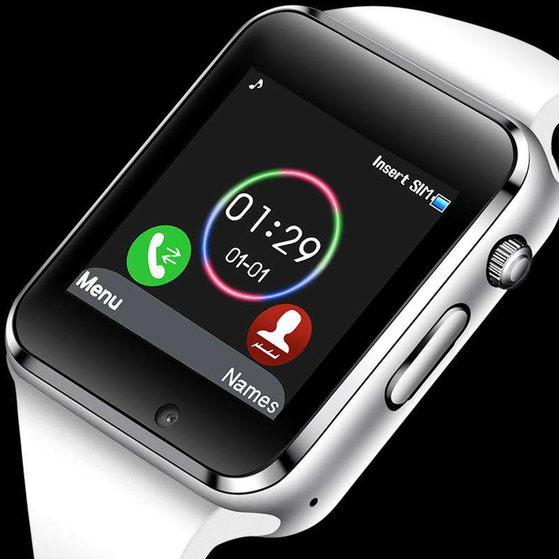 NEW A1 Smart Watch Support SIM TF Card Bluetooth Call Pedometer Sport Smartwatch
