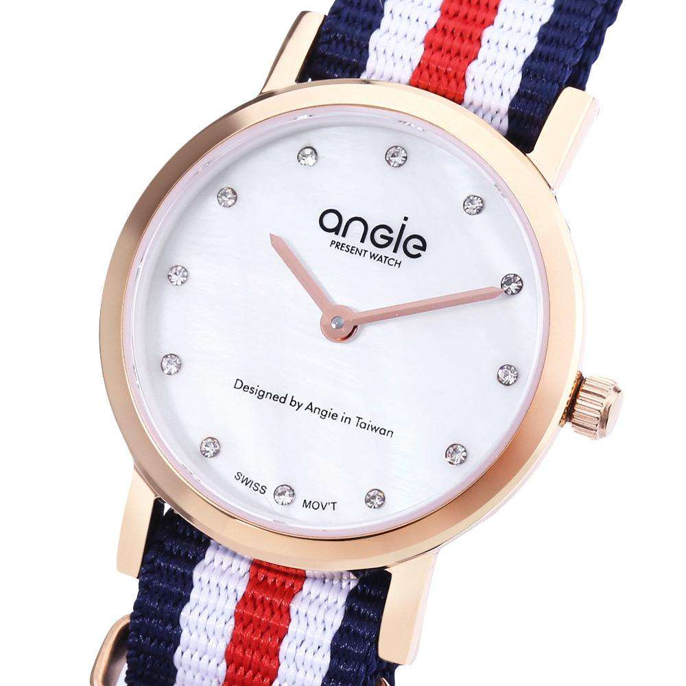 ANGIE 16SS42 Female Quartz Watch