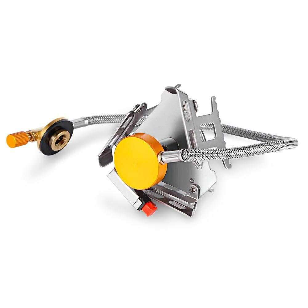 GR - 8 Outlife Camping Gas Burner Split Type Stove Head