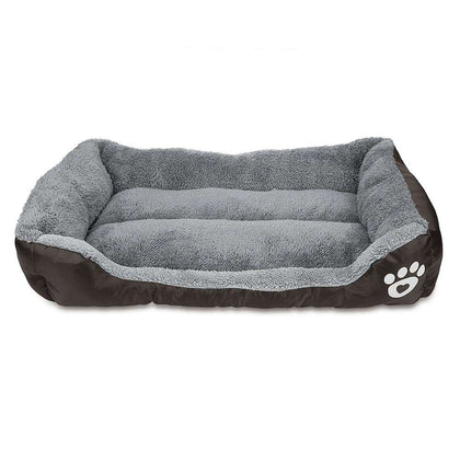 Ultra-soft Water-resistant Dog Cat Warm Bed Fits Most Pets - 24/7 bestdeals