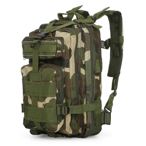 3P Military 30L Backpack Sports Bag for Camping Traveling Hiking Trekking - 24/7 bestdeals