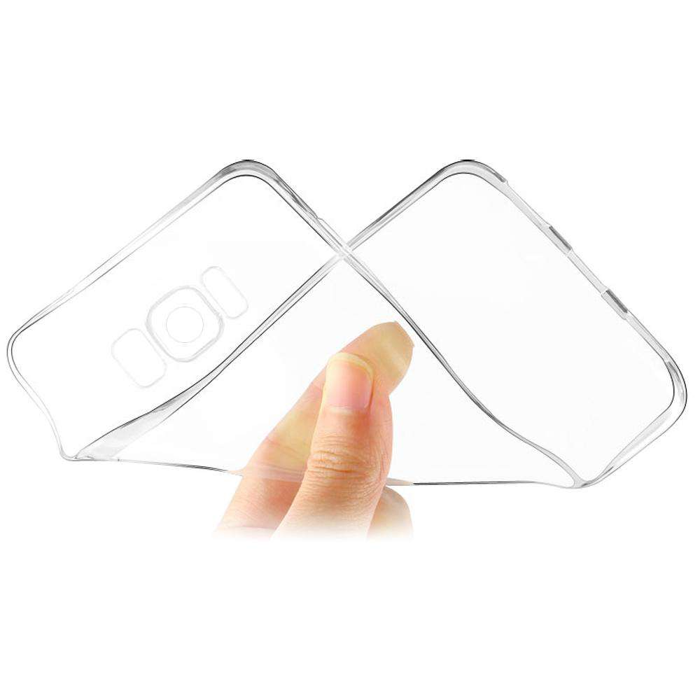 Transparent Clear Protective Case for Samsung Galaxy S8+/ S8 Plus