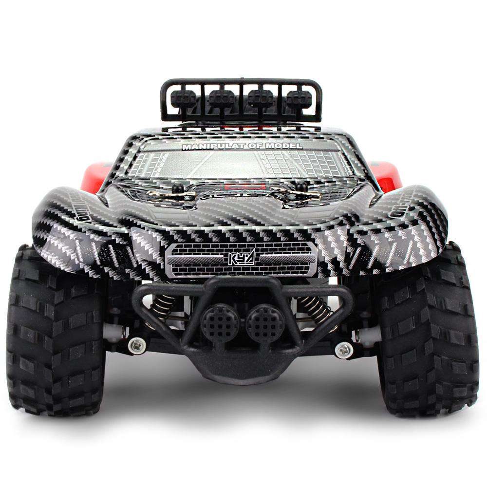 1885 - B 2.4G 1/18 18km/h Drift RC Off-road Car Desert Truck RTR