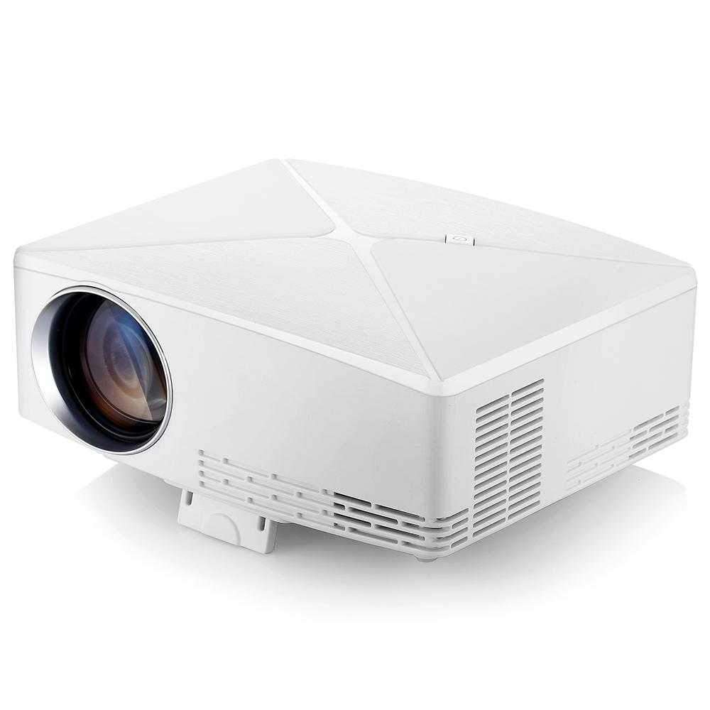 VIVIBRIGHT C80 LCD Home Theater Projector 1500 Lumens