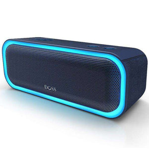 Doss DS - BT10 Pro Wireless Bluetooth Stereo Speaker Bass Soundbox with LED Light - 24/7 bestdeals