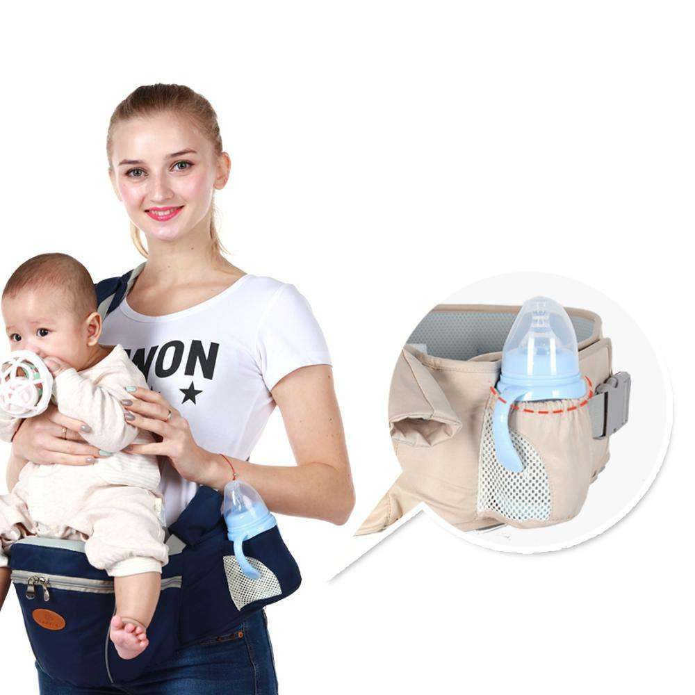 Breathable Baby Carrier Sling Waist Stool Hip Seat