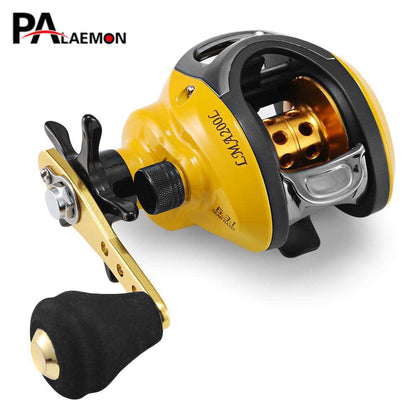 Palaemon Single Arm Water Drop Wheel Magnetic Brake Fishing Reel Bearings 4 + 1