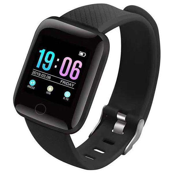 116plus Smart Watch Bluetooth Pedometer Multifunction USB Direct Charge Sports Bracelet - 24/7 bestdeals