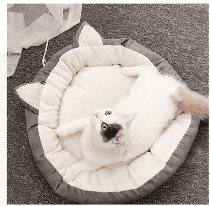 Cat litter winter warm dog kennel small dog four seasons universal net red ins removable cat bed cat mat cat supplies