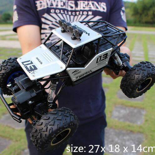 4WD RC Cars Updated Version 2.4G Radio Control RC Cars Toys Buggy 2020 High speed Trucks Off-Road Trucks Toys for Children