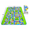 Badass City Road Map - Children Play Mat