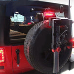 Fierce I 07-18 Jeep Wrangler JK & JKU LED Third Brake Lights