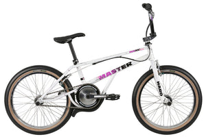 "HARO LINEAGE MASTER BASH GUARD 20"" COMPLETE BMX BIKE £1,399.99"