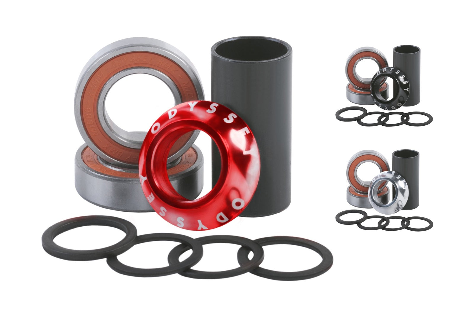 ODYSSEY MID 19MM BOTTOM BRACKET KIT £23.99