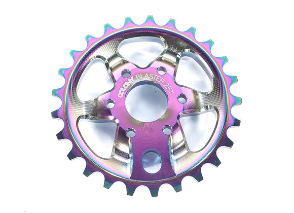 Colony Blaster Sprocket Chris James design 25T 6061T6 £56.99