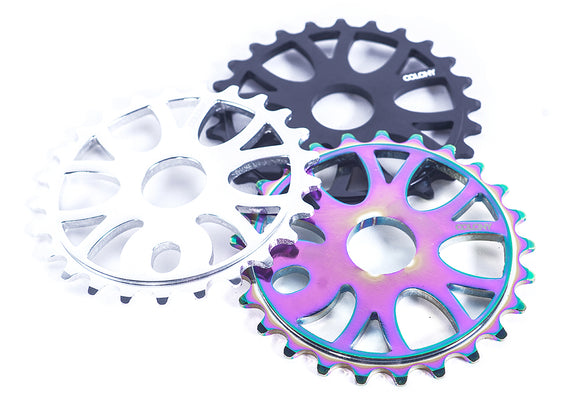Colony Endeavour Sprocket Team Design 25T Stamped 6061T6 £20.99