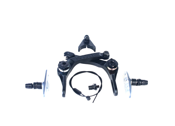 Colony Brethren Brake Set - Forged & CNC Alloy with clear pads £55.99/$29.99