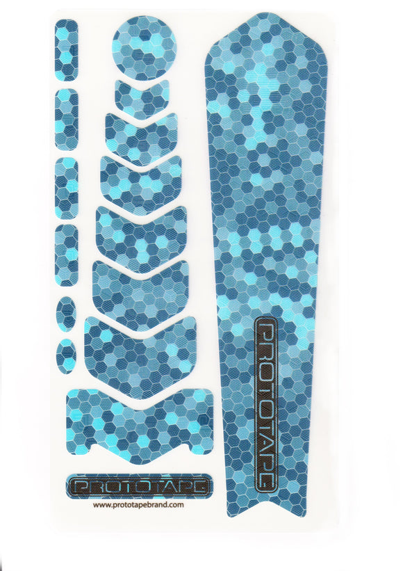 ProtoTape Regular Kit Digital Blue Camo £25.99