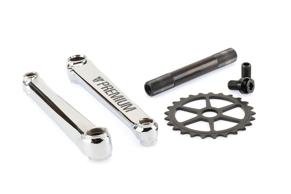 Premium 1948 Cranks Sprocket Combo £159.99