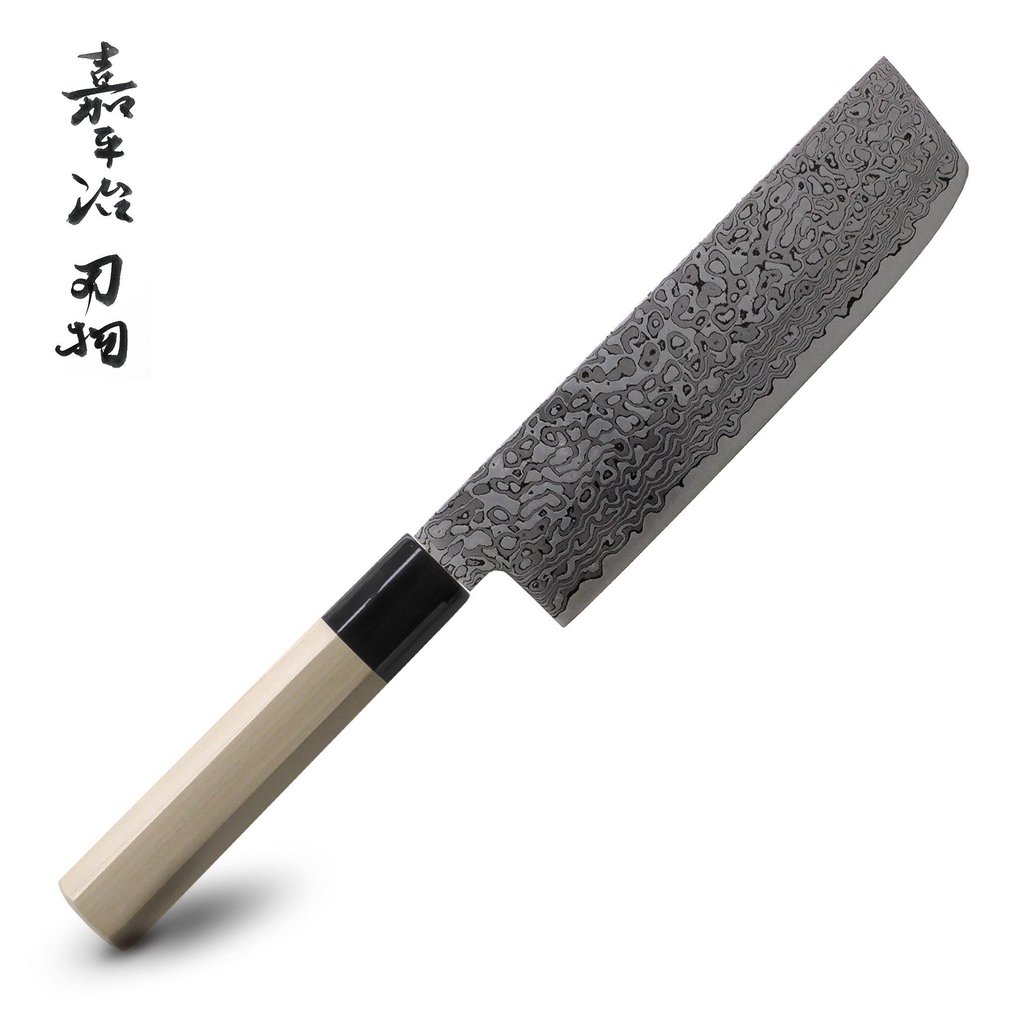 Tekken Yoshimasa ZA18 BOC Damascus 69 Layer Usuba Japanese Knife
