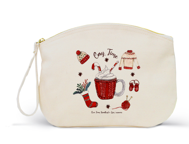 Trousse - Collaboration Caro From Woodland