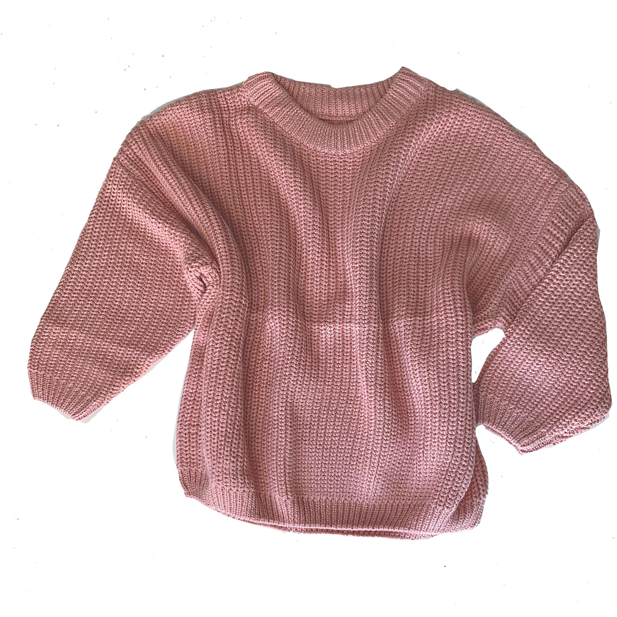 Frankie Knit | Dusty Pink