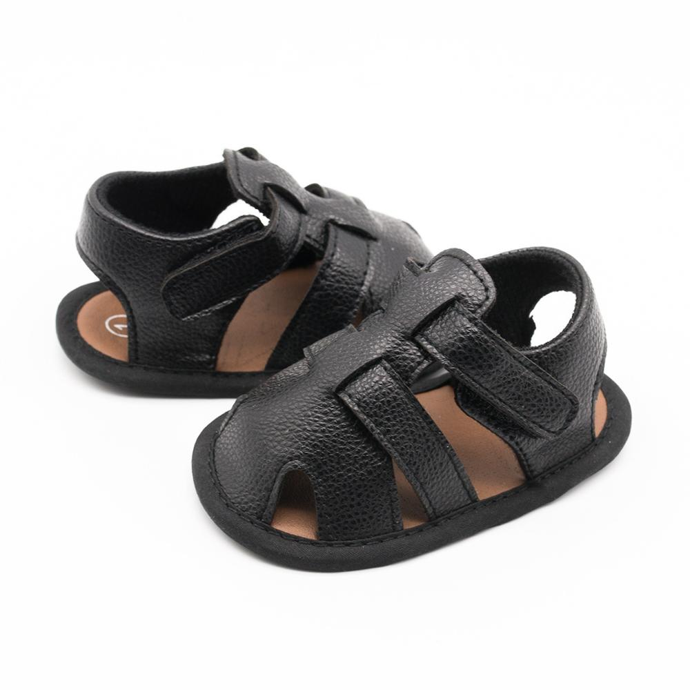 Connor Sandals Black
