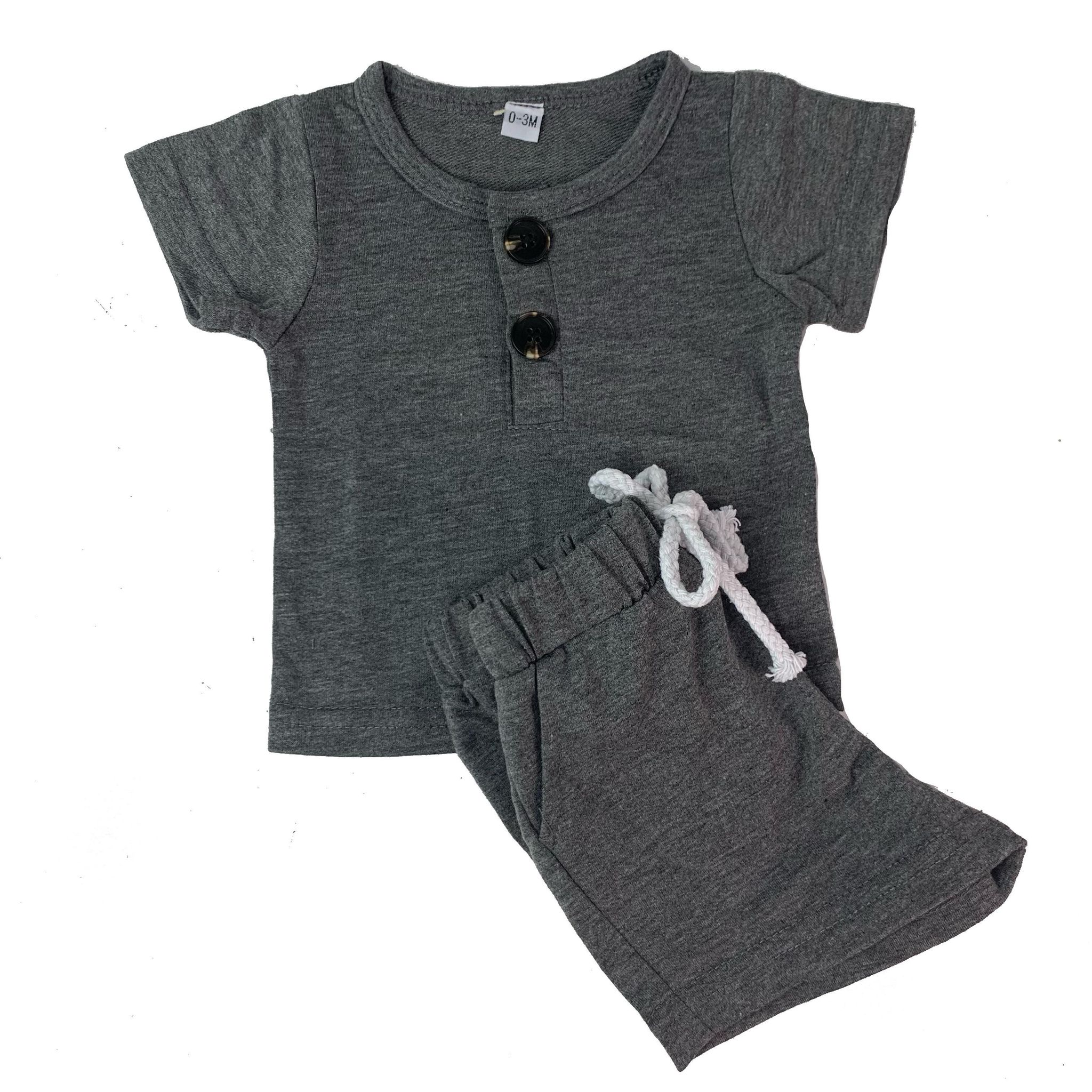 Spencer Set | Grey