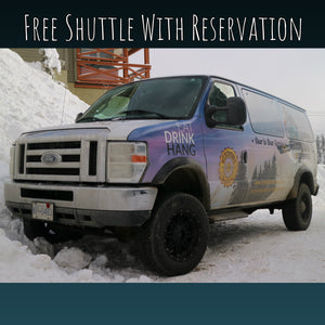 Table Booking & Free On Mountain Shuttle