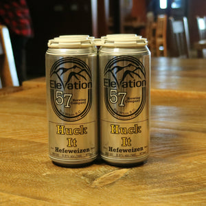 Huck It Tall Boy 4 Pack