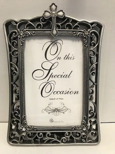 On this Special Occasion Confirmation Communion Christening Photo Frame