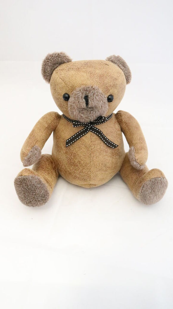 Cute Brown Bear Door Stopper