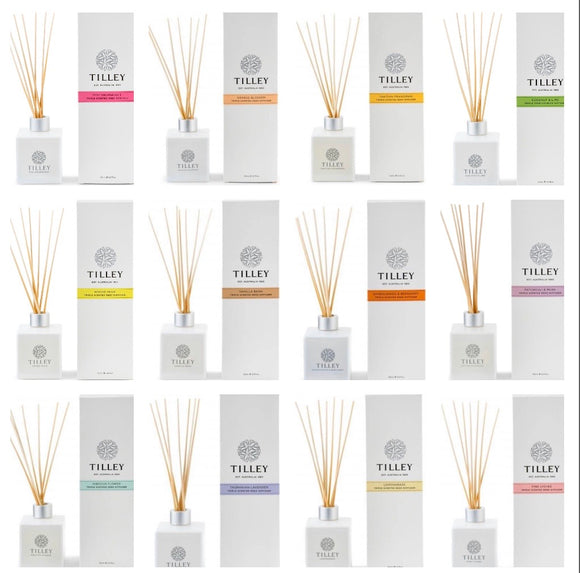 Tilley Reed Diffuser Assorted Fragrance 75ml /150ml