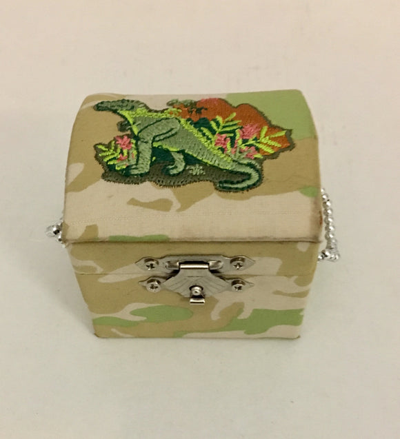Dinosaur Tooth Fairy Trinket/Chest Box