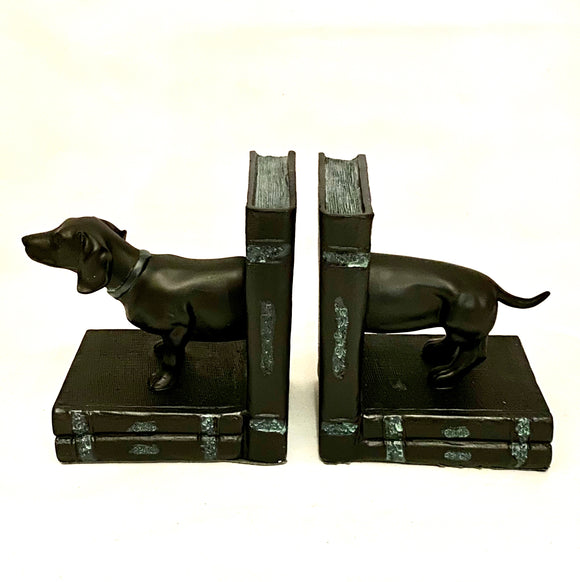 Bookends Dachshund Dog