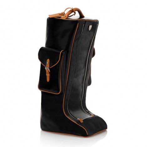 Lakeshore Equestrian Boot Bag:  by PARK Accessories